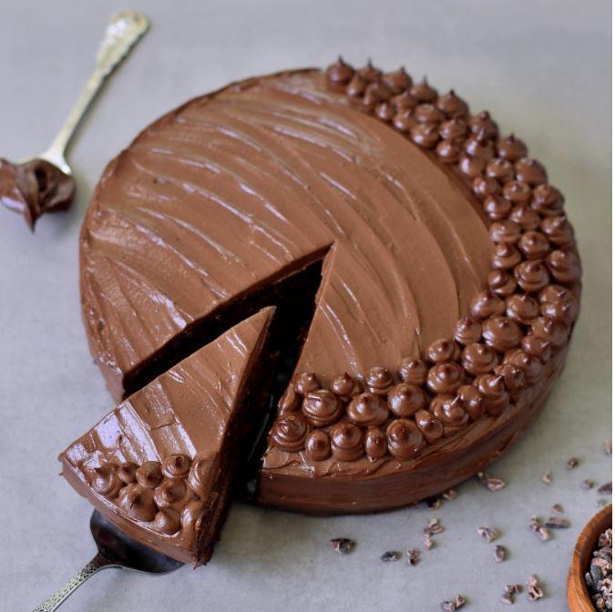 Gluten & Dairy Free Chocolate Zucchini Cake